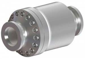 "Model 13009 2"" Check Valve for cryogenic temperatures"