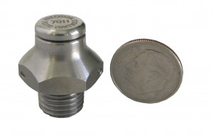 "Model 7011 1/4"" Pop Off Relief Valve"