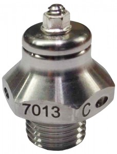 "Model 7013 1/4"" Pop Off Relief Valve for cryogenic temperatures"