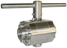 "Model 9001 1"" Trunnion Ball Valve"