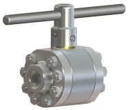 "Model 8030 1"" Floating Ball Valve"