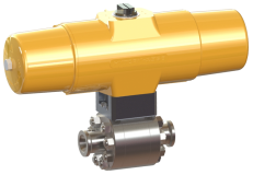 "Model 8030 2"" Floating Ball Valve"